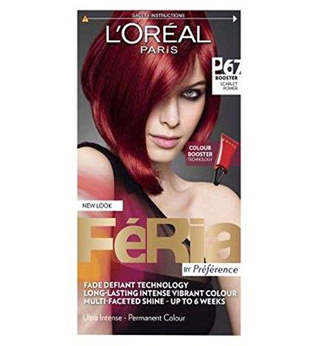 loreal-feria-poder-p67-escarlata-paquete-de-6