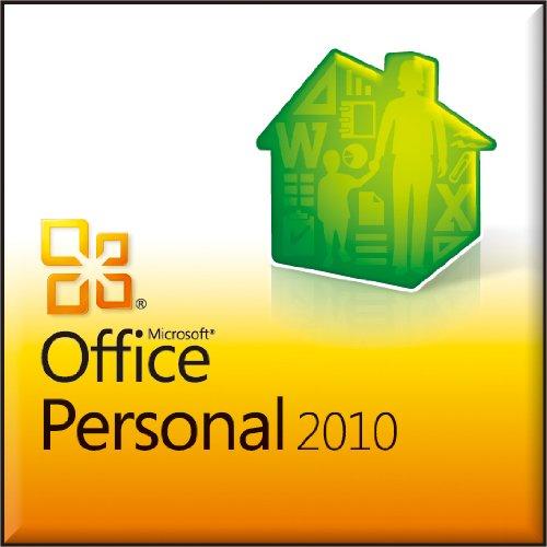 Microsoft Office Personal 2010 通常版 [ダウンロード]