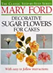 Decorative Sugar Flowers for Cakes