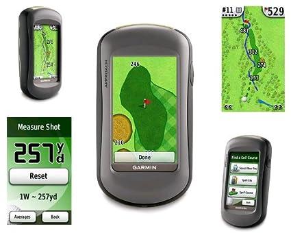 """Garmin Approach G5 GPS de golf Europe 7400 parcours européens dont 600 en France Écran tactile 3"""" Étanche"""