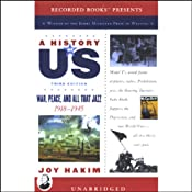 War, Peace, and All That Jazz, 1918-1945, A History of US, Book 9 | [Joy Hakim]