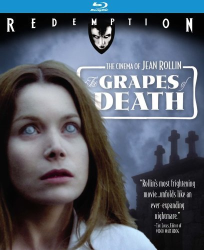 Grapes of Death [Blu-ray] by Redemption