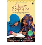 img - for Three Cups of Tea by Mortenson, Greg ( Author ) ON Jan-07-2010, Paperback book / textbook / text book