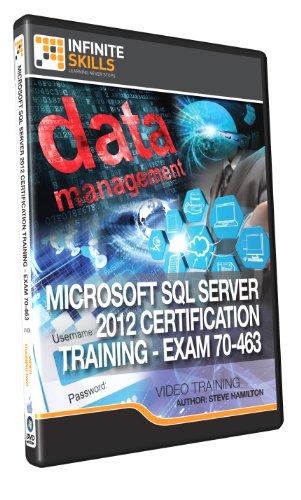 Learning Microsoft SQL Server 2012 Certification Training - Exam 70-463 - Training DVD