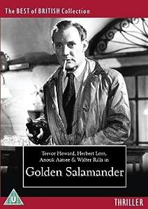 Golden Salamander [DVD]