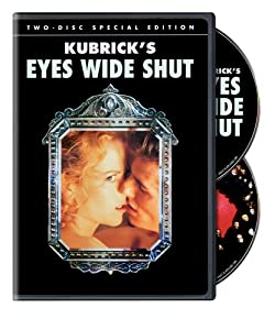 NEW Eyes Wide Shut (DVD)