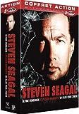 echange, troc Coffret Steven Seagal 3 DVD: Ultime vengeance / Un aller pour l'enfer / Explosion imminente