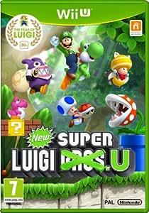 New Super Luigi U - édition limitée