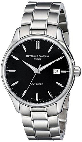 Frederique Constant Classics Reloj de hombre automático 40mm correa y caja de acero FC-303B5B6B