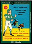 Michigan State Spartans 2015 Vintage...