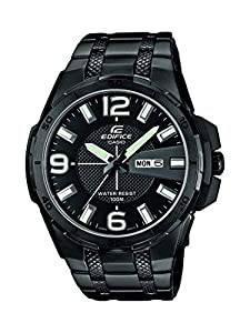 Casio EFR-104BK-1AVUEF Edifice Mens Watch