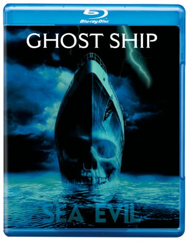 Cover art for  Ghost Ship [Blu-ray]