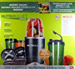 Nutribullet 14-Piece Nutrition Extrac...