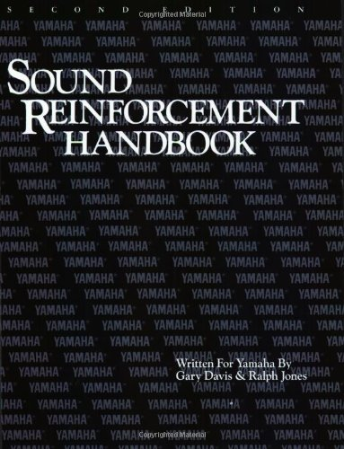 The Sound Reinforcement Handbook (Handbook For Sound Engineers compare prices)