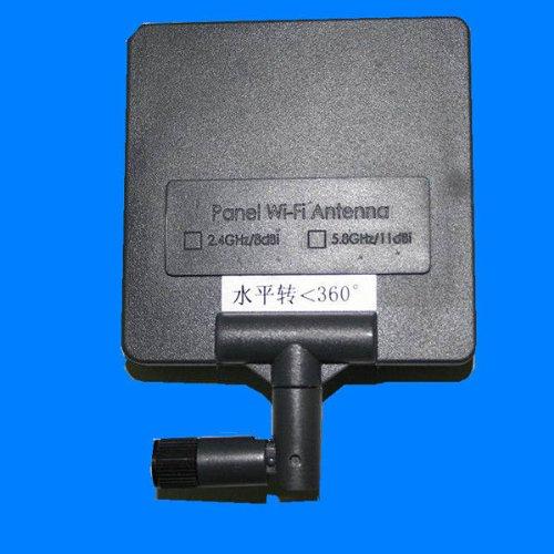 Yosoo RP-SMA 5.8G 11db aerial FPV high gain panel antenna for FPV 5.8Ghz TX RX