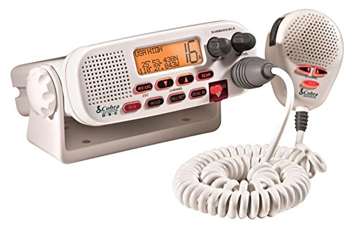 Cobra Electronics MR F55-D Class-D Fixed Mount VHF Radio primary