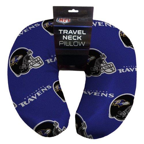 Baltimore Ravens Travel Neck Pillow
