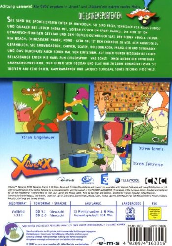 X-DuckX 3 Amazon de Ge...