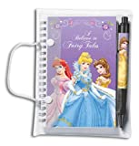 Princess Spiral Notebook & Pen Set (10591A)