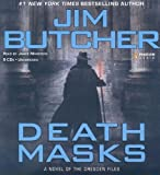 """Death Masks (The Dresden Files) [Audio CD]"""