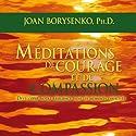 Méditations de courage et de compassion: Développer notre résilience dans les moments difficiles | Livre audio Auteur(s) : Joan Borysenko Narrateur(s) : Danièle Panneton