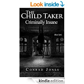 The Child Taker is Criminally Insane Box Set, Book 1 and 3 Detective Alec Ramsay Series