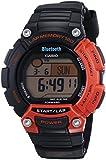 Casio Unisex-Armbanduhr XL Digital Quarz Resin STB-1000-4EF Bluetooth-Sportuhr