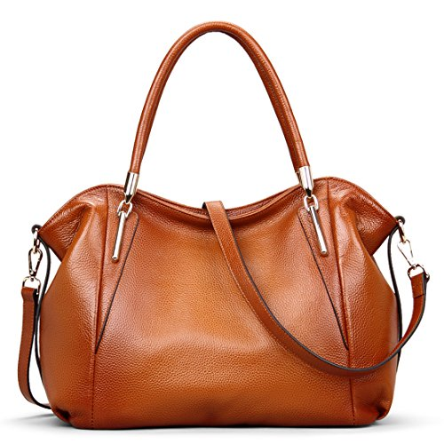 AINIMOER-Womens-Leather-Vintage-Shoulder-Bag-Ladies-Handbags-Tote-Top-handle-Purse-Cross-Body-Bags