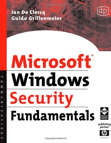 Microsoft Windows Security Fundamentals: For Windows 2003 SP1 and R2