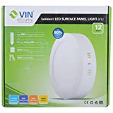 Vin LED Surface Panel Light SF 12-12Watt