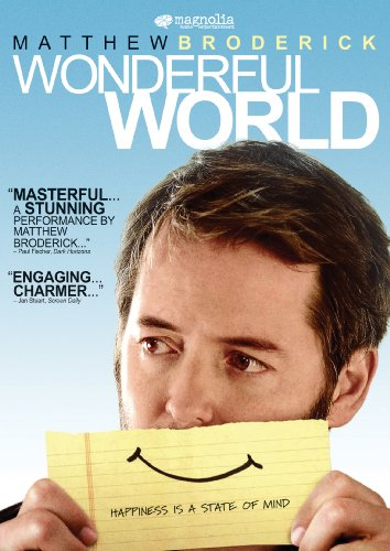 Cover art for  Wonderful World