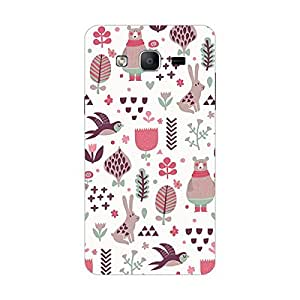 Samsung Galaxy On 7 Pro / Samsung Galaxy On 7 back cover case - Hard plastic luxury designer case for Samsung On 7 -For Girls and Boys-Latest stylish design with full case print-Perfect custom fit case for your awesome device-protect your investment-Best lifetime print Guarantee-Giftroom 2407