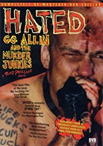 G.G. Allin and the Murder Junkies - Hated [1993] (NTSC) [DVD]