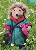 Alan Dart Ready for Bed Toy Hedgehog by Alan Dart Knitting Pattern: Measurements 11