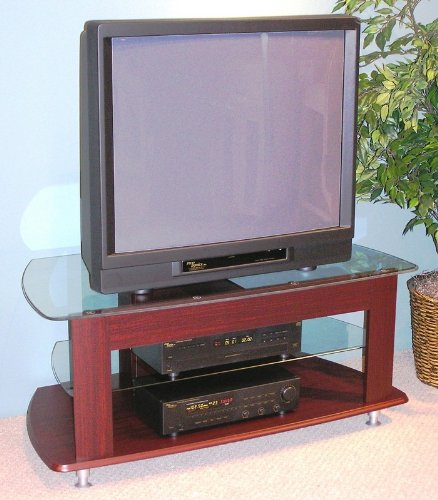 Cheap 4D Concepts 64603, TV Entertainment Stand in Cherry (AZ00-30251×35214)