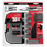 PORTER-CABLE PCDD58 58-Piece Drilling and Driving Accessory Set