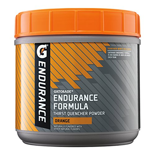 Gatorade G PRO Endurance Powder Drink Mix Orange 32oz Canist
