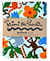 Mimi the Sardine Coated Organic Cotton Splashmat