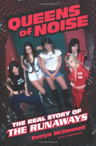 Image for publication on Queens of Noise: The Real Story of the Runaways