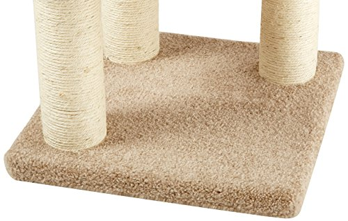 AmazonBasics-Cat-Activity-Tree-with-Scratching-Posts