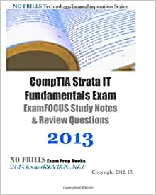 CompTIA Strata IT Fundamentals - braindumpstudy.com