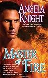 img - for Master of Fire (Berkley Sensation) book / textbook / text book