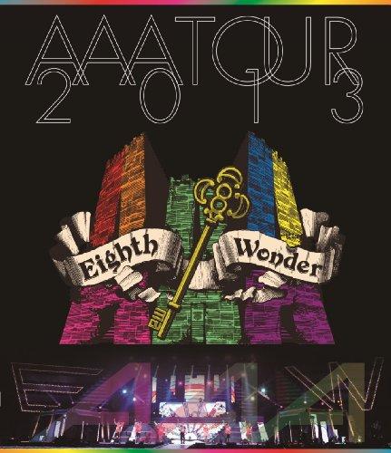 AAA TOUR 2013 Eighth Wonder (2枚組Blu-ray Disc)