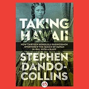 Taking Hawaii Audiobook