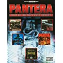 Pantera Guitar Anthology Authentic Guitar Tab Edition (Guitar Anthology Series)