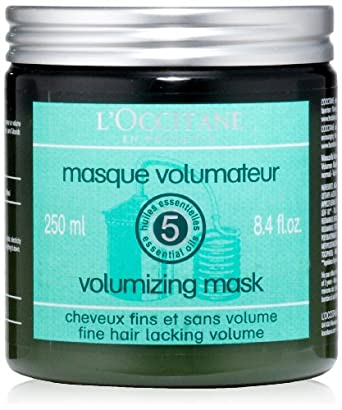 L'Occitane Aromachologie Volumizing Mask, 8.4 fl. oz.