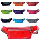 ウエストバッグ メンズ レディース ウエストポーチ 軽量 小さめ 作業用 集金用 ミニ ポーチ 5ポケット カバン 鞄 バッグ ユニセックス 運動ポケット
