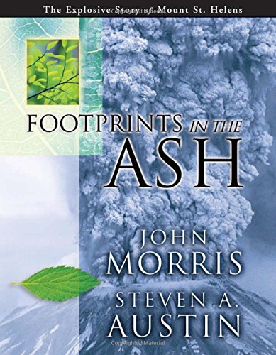 Footprints in the Ash: The Explosive Story of Mount St. Helens