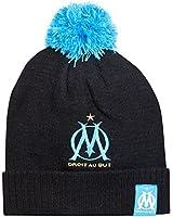 Bonnet pompon OM - Collection officielle OLYMPIQUE DE MARSEILLE - Football - taille enfant