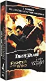 echange, troc Coffret action asie : tiger blade ; invisible target ; fighter in the wind
